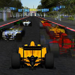 Free online flash games - Super Race F1 game - WowEscape