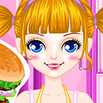 Free online flash games - Burger and Fries game - WowEscape