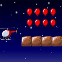 Free online flash games - Helicopter And UFO game - WowEscape