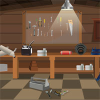 Free online flash games - Toll Garage Escape game - WowEscape