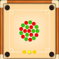 Free online flash games - Disc Pool 2 Player HTMLGames game - WowEscape