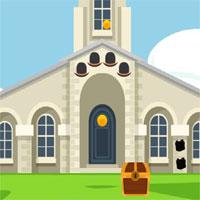 Free online flash games - 8b Valentine Church Escape game - WowEscape