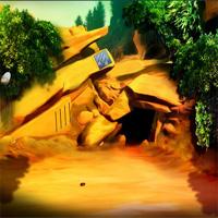 Free online flash games - Forest Cave Escape Top10NewGames game - WowEscape
