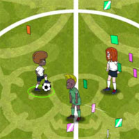 Free online flash games - Soccer Star game - WowEscape