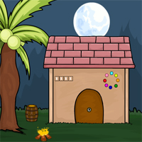 Free online flash games - Games2Jolly Cute Pumpkin Rescue game - WowEscape