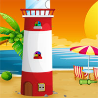 Free online flash games - G2J Find The Grass Hut Key