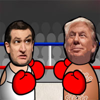 Free online flash games - Election Punch Off game - WowEscape