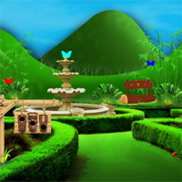 Free online flash games - NsrEscapeGames Missouri Garden Escape game - WowEscape
