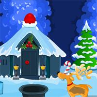 Free online flash games - MirchiGames Santa Girl Rescue Escape game - WowEscape
