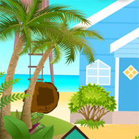 Free online flash games - Avm Beach Cottage Escape