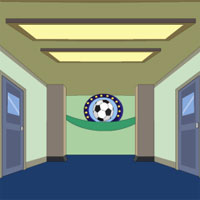 Free online flash games - Football Goalie Escape game - WowEscape