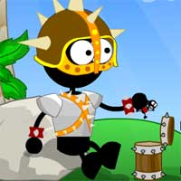 Free online flash games - Stick Bang game - WowEscape