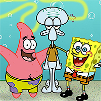 Free online flash games - SpongeBob And Patrick Escape 4 game - WowEscape