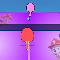 Free online flash games - Paw Patrol Tennis game - WowEscape