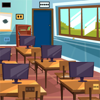 Free online flash games - Smart Classroom Escape