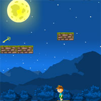 Free online html5 games - In The Moonlight game