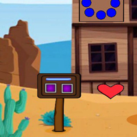 Free online html5 games - G2J Rescue The Officer From Desert  game