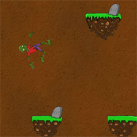 Free online html5 games - Zombie Jump game