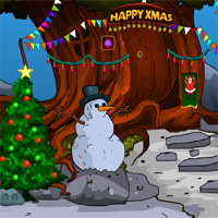 Free online flash games - Bye Bye Santa Claus game - WowEscape