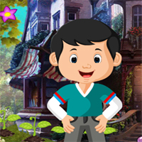Free online flash games - Games4king Stylish Boy Rescue game - WowEscape