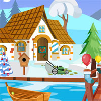 Free online flash games - Ekey Village Cottage Escape game - WowEscape