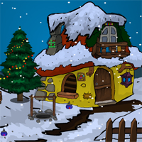 Free online flash games - Xmas Snowman Rescue