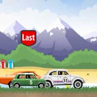 Free online flash games - Renegade Racing NotDoppler game - WowEscape