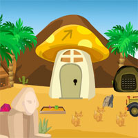Free online flash games - AVM Desert Egypt Pyramid Escape game - WowEscape