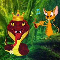 Free online flash games - King Viper Escape game - WowEscape