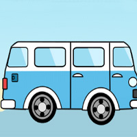 Free online flash games - Bus Rally Lagged game - WowEscape