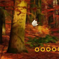 Free online flash games - Thanksgiving Forest Fun Escape