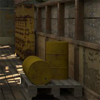 Free online flash games - Escape Game Abandoned Goods Train 2 game - WowEscape
