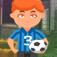 Free online flash games - G4K Expert Soccer Player Escape  game - WowEscape
