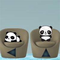 Free online flash games - 8b Panda Caretaker Escape  game - WowEscape
