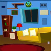 Free online flash games - Games4Escape Happy Christmas 2019 Escape game - WowEscape