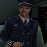 Free online flash games - 5N Airplane Crash Survival
