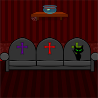 Free online flash games - Spooky House Escape