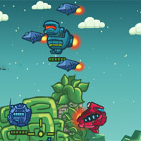 Free online flash games - Spaceship Shooter game - WowEscape