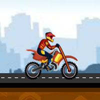 Free online flash games - Max Moto Ride 2 game - WowEscape