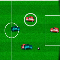 Free online flash games - Mini Car Table Football game - WowEscape