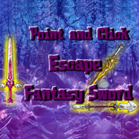 Free online flash games - Point and Click Escape-Fantasy Sword game - WowEscape