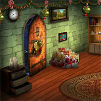Free online flash games - Ena The Frozen Sleigh-Steen Street Escape game - WowEscape