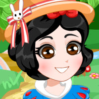 Free online flash games - Baby Snow White Adventure game - WowEscape