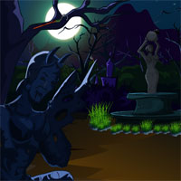 Free online flash games - Halloween Witches Get Together game - WowEscape