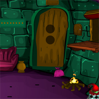 Free online html5 games - Halloween Door Celebration Escape  game