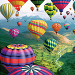 Free online flash games - Hot Balloon-Hidden Targets game - WowEscape