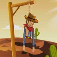 Free online flash games - Wild West Hangman MindGames game - WowEscape