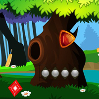 Free online flash games - Top10 Escape From Forest Land