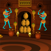 Free online flash games - G4E Escape From Egypt Kingdom