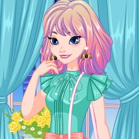 Free online flash games - Elsa And Anna Kawaii Trends game - WowEscape